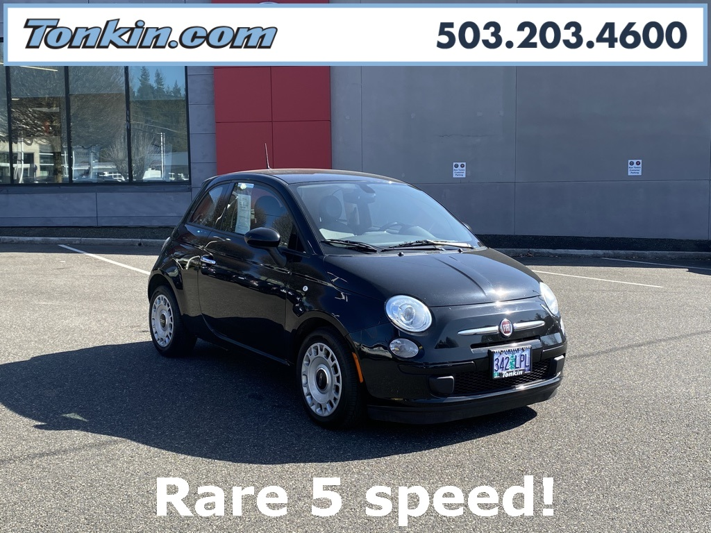 Pre-Owned 2016 FIAT 500 Pop