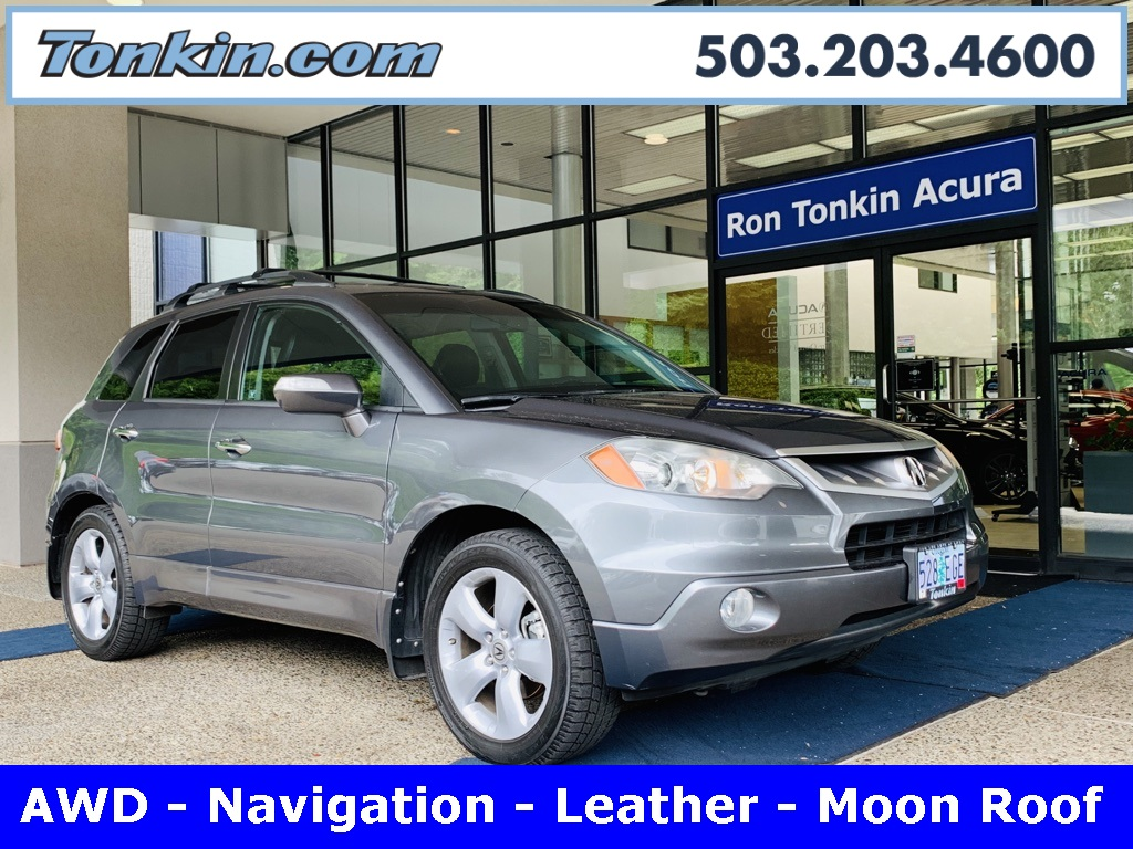 Pre-Owned 2009 Acura RDX Technology